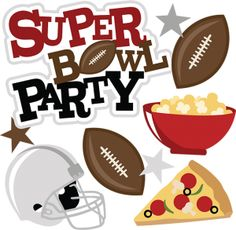 Football clipart superbowl Super Super Bowl Download Clipart