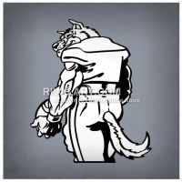 Rivalart Wolf Clipart com on