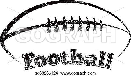 Football clipart word #3