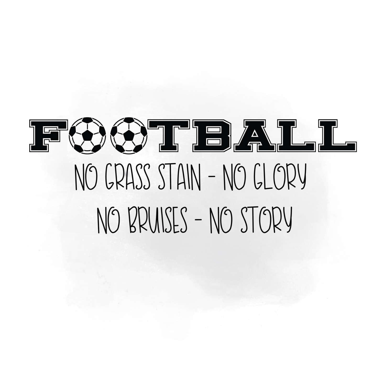 Football clipart word #4