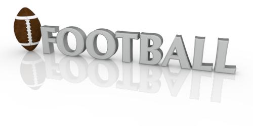 Football clipart word #8