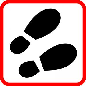 Footprint clipart Footprint Footprint Download Art Clip