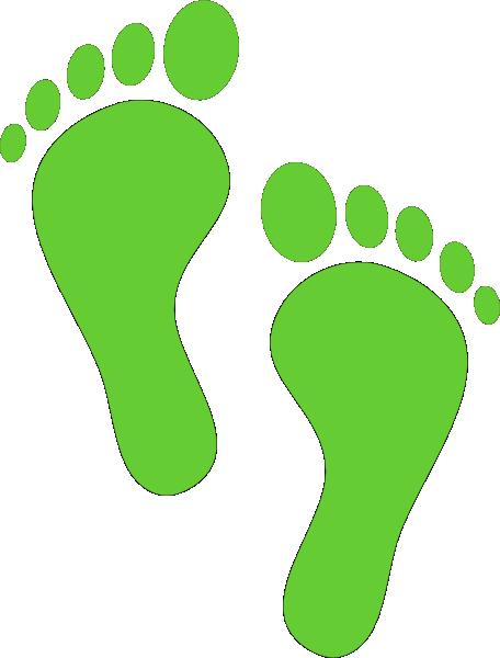 Footprint clipart Footprint Clip Art As Clip