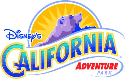 Disneyland clipart logo california Park to Disney Try Paper