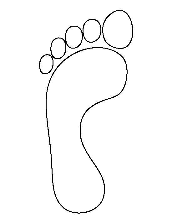 Footprint clipart blank Clip Art Footprints Jesus Jesus