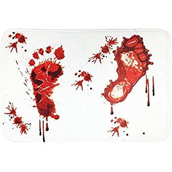 Footprint clipart bloody Entrance Non Blood Mat Blood