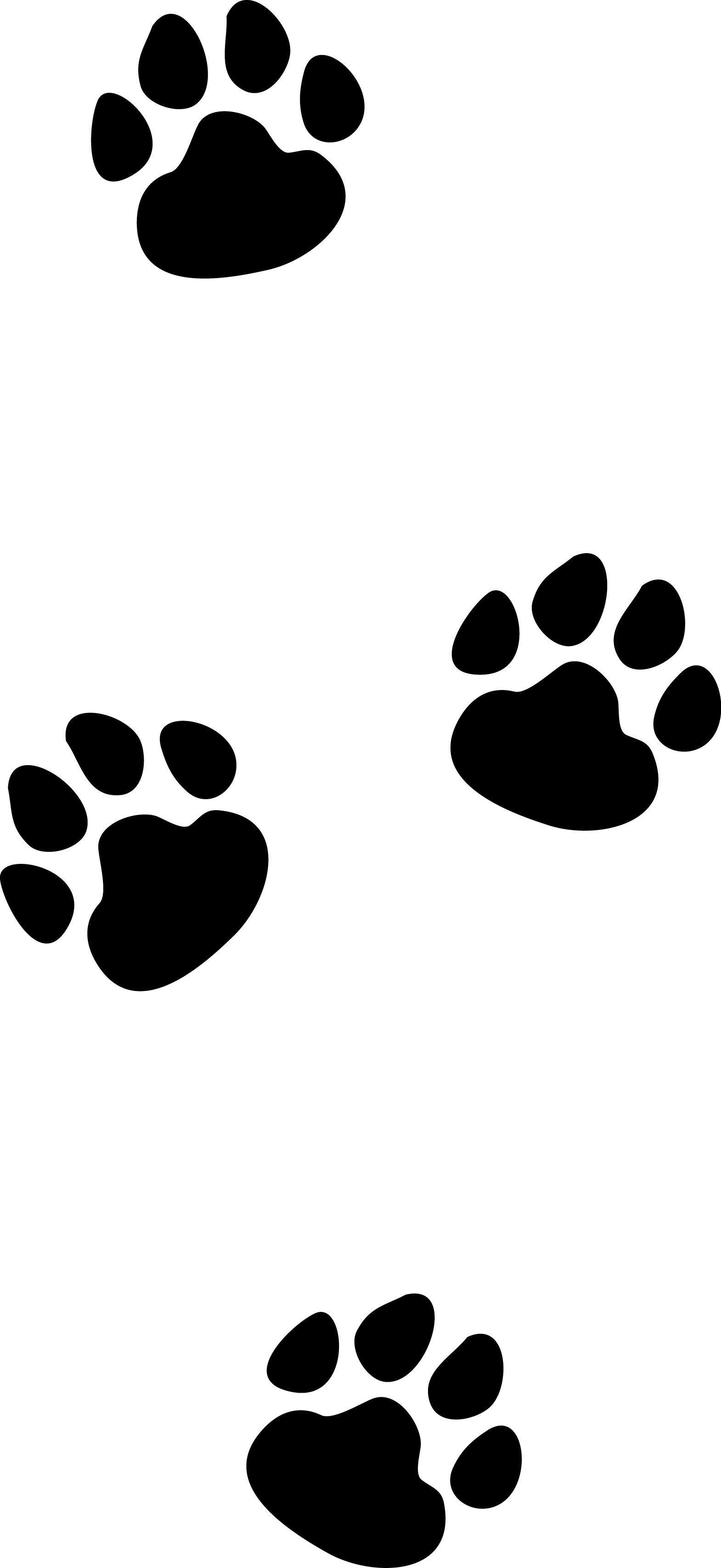 Footprint clipart cat Clipart SELECT 'SAVE Download &