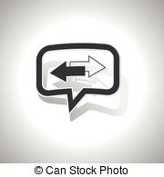 Footprint clipart curved path Curved path icon path with