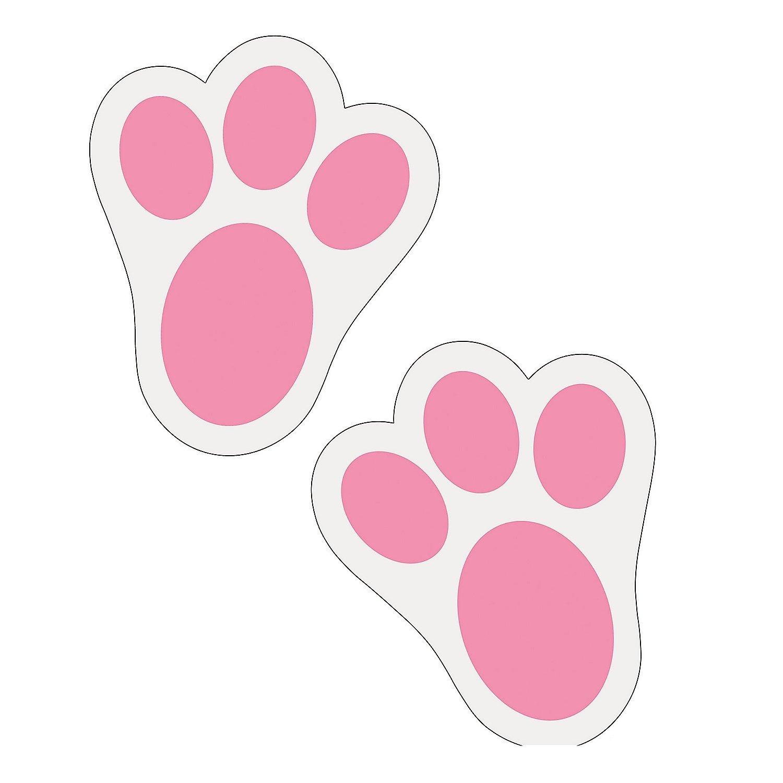 Footprint clipart easter bunny Pink Print Games com: Floor