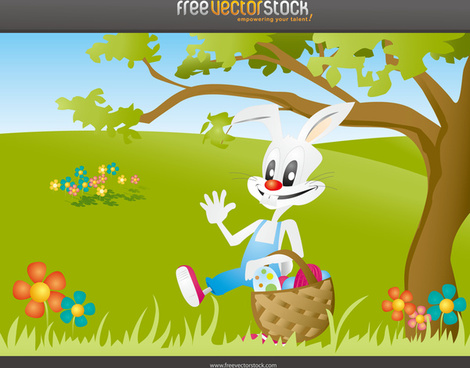 Footprint clipart easter bunny Footprints download bunny bunny Easter
