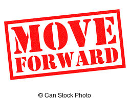 Footprint clipart moving forward Move  FORWARD a red