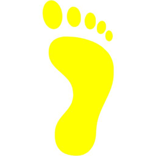 Footprint clipart right Icons footprint right footprint icon