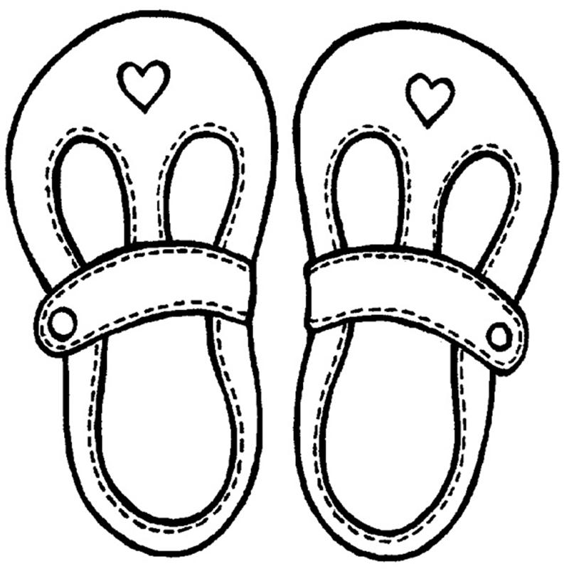 Footprint clipart rubber shoe Stamp Impressions Hobbycraft Shoes Impressions