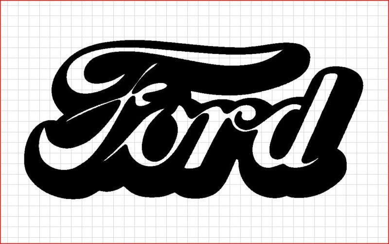 Ford clipart #12