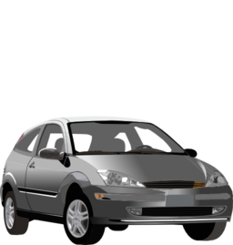 Ford clipart ford focus Ford Ford Focus Public Free