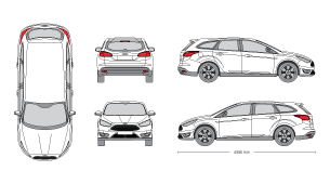 Ford clipart ford mondeo Vehicle Current clipart Templates mr