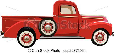Classical clipart ford truck Pick Vector of up graphic