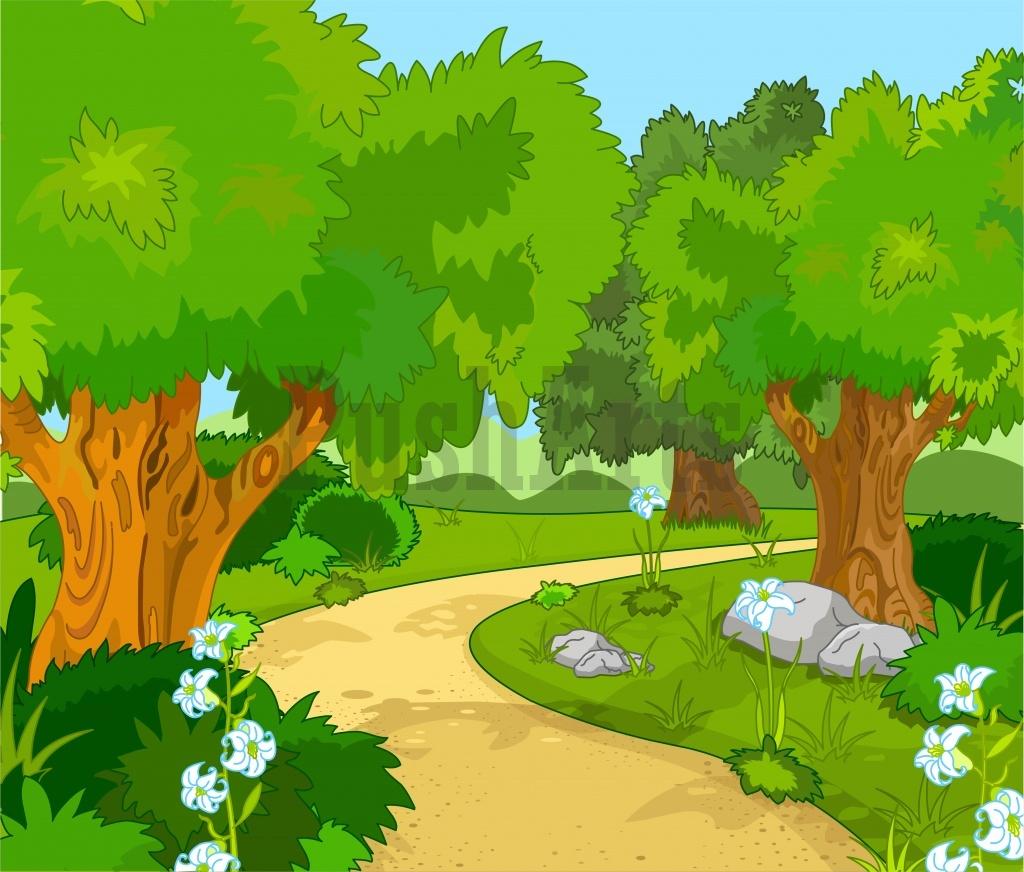 Forest clipart Forest Hd clipart Forest in