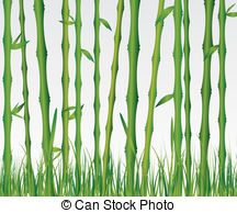 Forest clipart bamboo forest And forest Bamboo illustration