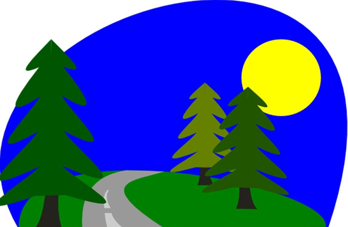 Forest clipart forest road Home National Boise Forest Tripping