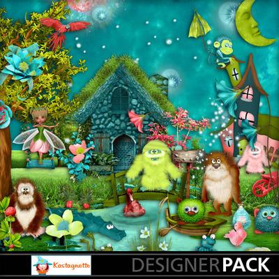 Fantasy clipart enchanted tree Fantasy Art My forest (Kasta)