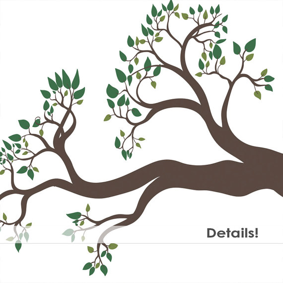 Branch clipart whimsical tree Nest Pine Cone & Bird