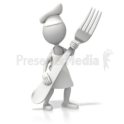 Fork clipart animated Anim pot Chef ID# 5285