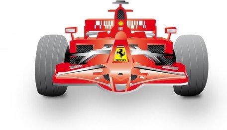Formula 1 clipart speed car Clipart Ferrari Ferrari me File