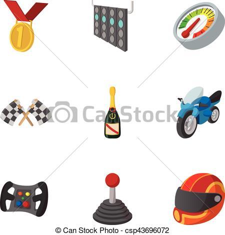 Formula 1 clipart cartoon  icons icons of formula