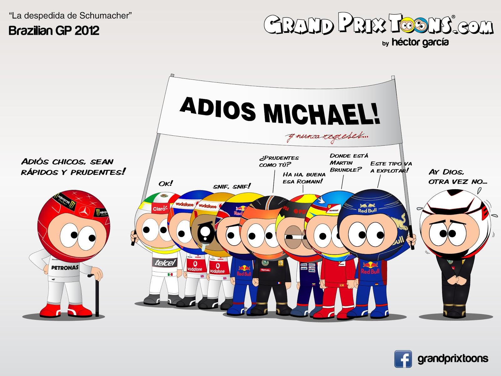 Formula 1 clipart cartoon Continental Circus: images one