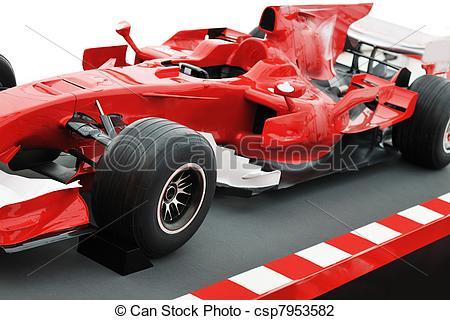 Formula 1 clipart fast car Model 1 formula of Photo
