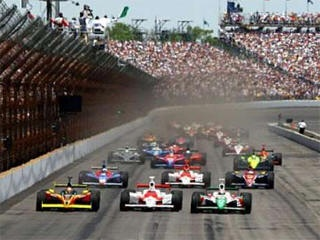 Formula 1 clipart indy car Track Indy on saw Indy