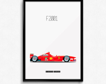 Formula 1 clipart race car Print Formula Print Sizes Ferrari