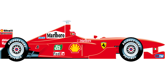 Formula One clipart #14