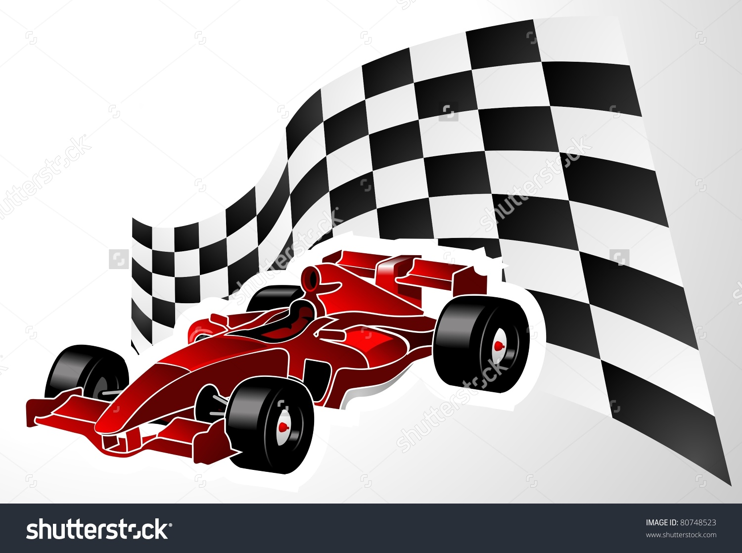 Formula One clipart racetrack One clipart racecar Formula Clipground