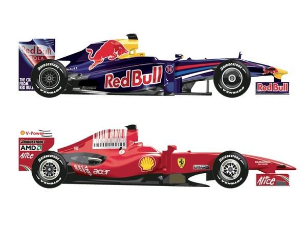 Formula One clipart fast car Free Encapsulated PostScript ( Formula