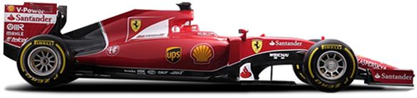 Formula One clipart fast car All Transparent PNG One One