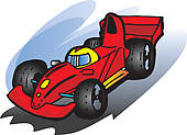 Formula 1 clipart ferrari · car Royalty Cars Clip