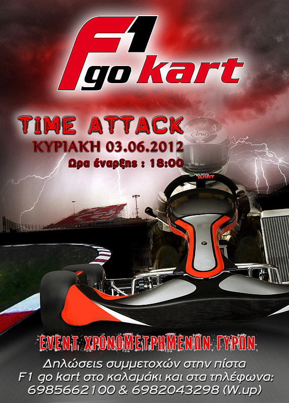 Formula One clipart go kart Attack Time Home