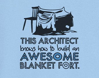 Fort clipart blanket East wanted to blanket an