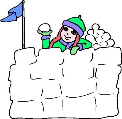 Fort clipart watch tower Zone Snow Cliparts fort Snow