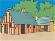 Fort clipart jamestown colony  Jamestown Free Size: Pictures