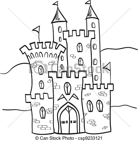 Castle clipart kingdom Style castle collections of kingdom