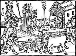 History clipart medieval manor #7
