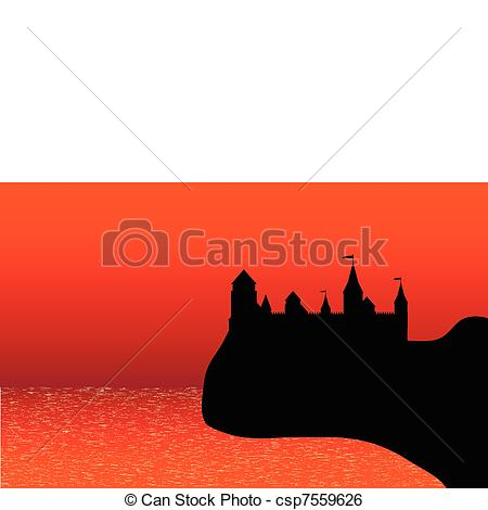 Fort clipart old Fort Vector the Art the