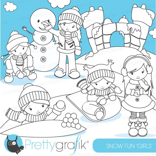 Fort clipart snow fun Prettygrafik $0 : [DS624] fort