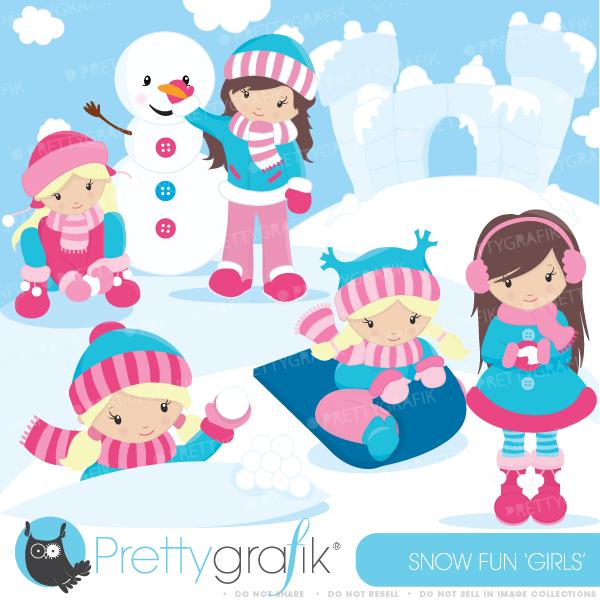 Fort clipart snow fun $0 girls [CL624] fun Snow
