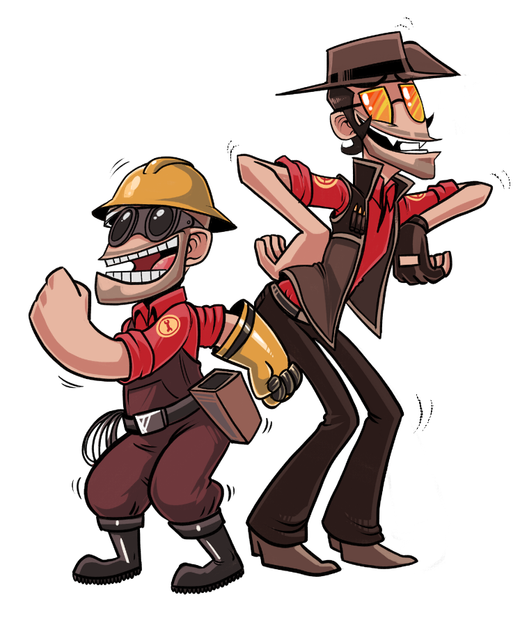 Snipers clipart military And TF2 Team Sniper Engineer