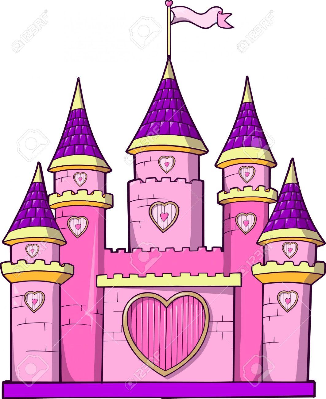 Structure clipart fairytale castle  Princess Search castle pictures