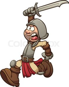 Knight clipart medieval soldier  Find Animation on obrázky